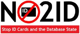 Bridget is backing the NO2ID campaign