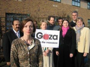 Bridget Fox Gaza