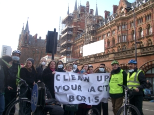 Clean Air St Pancras